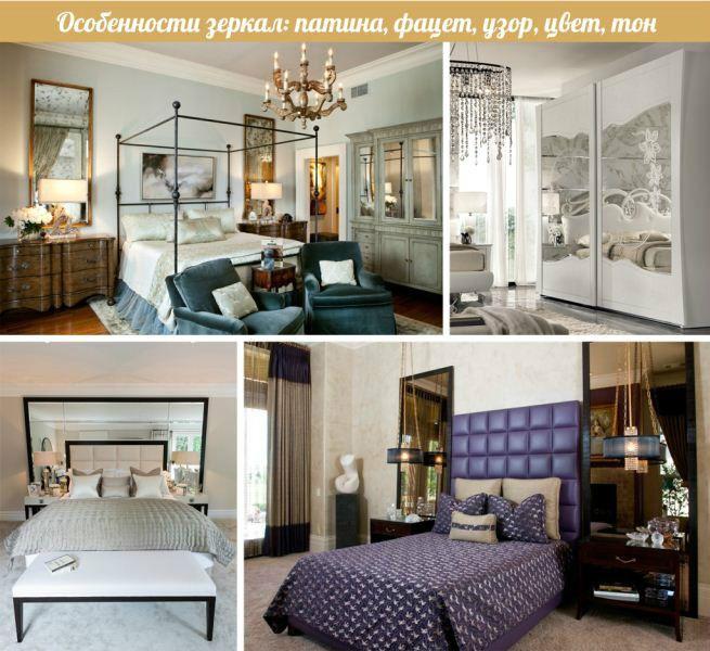 Зеркала в интерьере: виды, формы, особенности, выбор зеркала для спальни, гостиной комнаты, Купить недорого в Киеве, отзывы