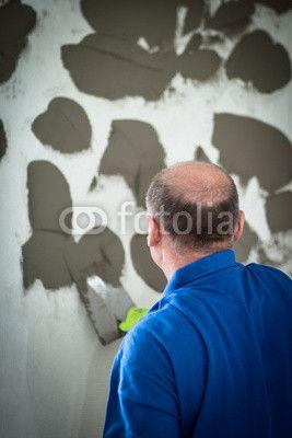 Wände verspachteln
