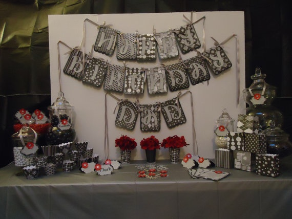 Elegant Birthday Party Package For 12 By Tastecakes On