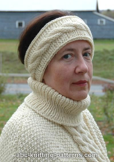 34 Best Free Hat And Headband Knitting Patterns Images On Pinterest