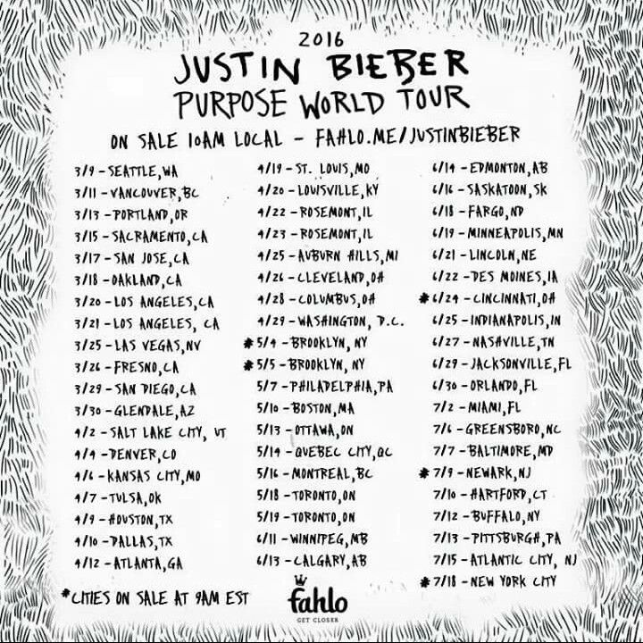 The 25+ best Justin bieber concert tickets ideas on Pinterest - invitations that look like concert tickets
