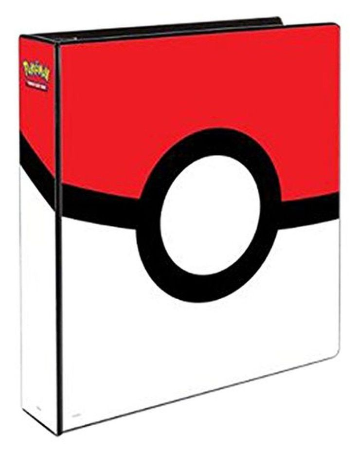 Ultra Pro 2-Inch Binder Pokemon - Pokeball