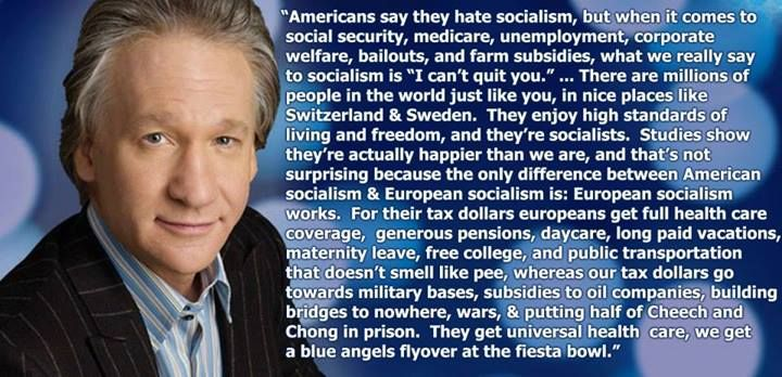 The Republican definition of socialism: Social programs that benefit those who don't vote Republican - What Would Jack Do