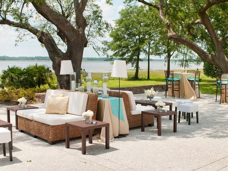Historic Wedding and Event Venues Charleston, Luxury Wedding Destinations in Charleston - Patrick Properties - Lowndes Grove Plantation