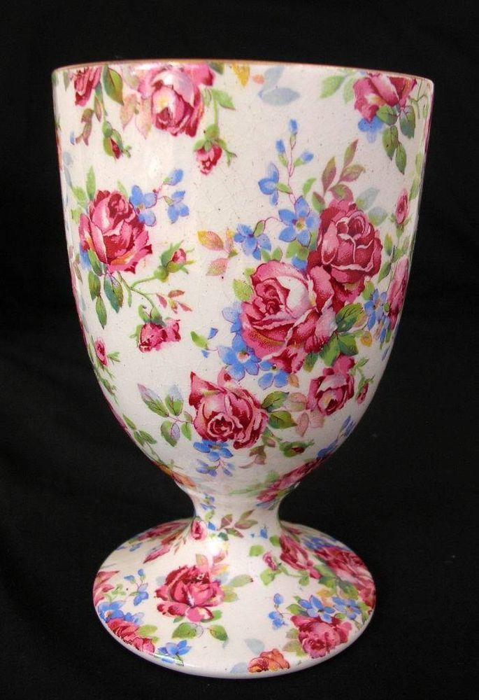 ROYAL WINTON CHINTZ VICTORIAN ROSE