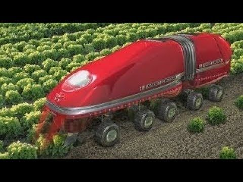 nice World Amazing Modern Agriculture Technology
