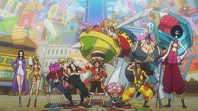 One Piece Stampede Movie Gets Major Release Date Update One Piece Movies Watch One Piece One Piece Anime