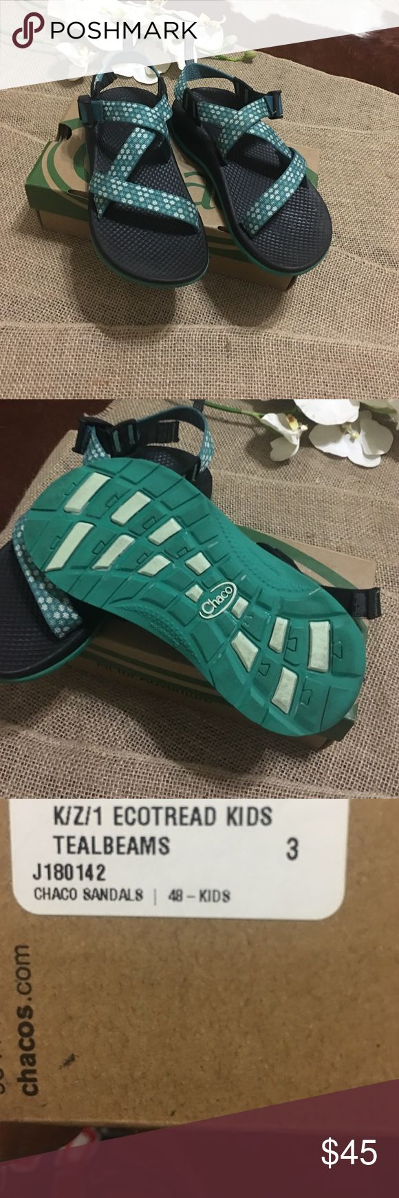 🍀CHACO KIDS SANDALS🍀 In GOOD CONDITION ! Chacos Shoes