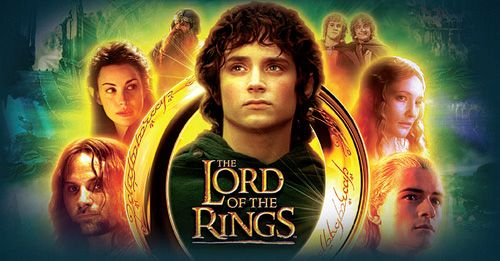 """I love the Lord of the Rings trilogy! We have it in print and audiobooks, and the movies are in our Criterion On-Demand Collection. For your viewing pleasure, the pin link takes you to the movie """"The Fellowship of the Ring."""""""