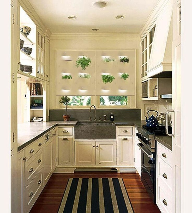 Small Kitchen Designs 2019: 2019 Remodeling Ideas For Small Kitchens With Luxury And