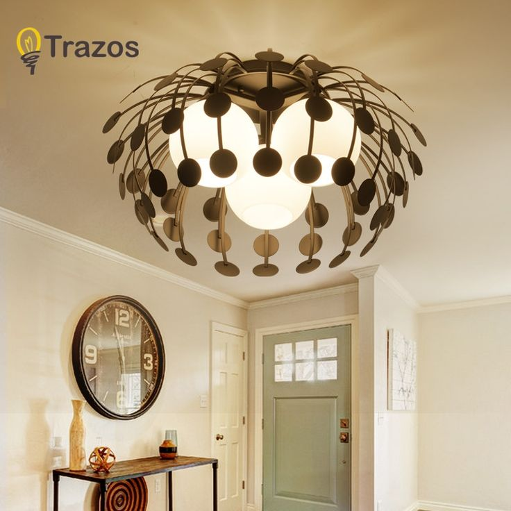 82.61$  Buy here - http://alihj8.shopchina.info/1/go.php?t=32811745099 - Modern LED SimpleCeiling  Lights Lamp For Living Room Lustre Ceiling  Lights Ceiling beautiful lantern Ceiling Fixtures 82.61$ #bestbuy