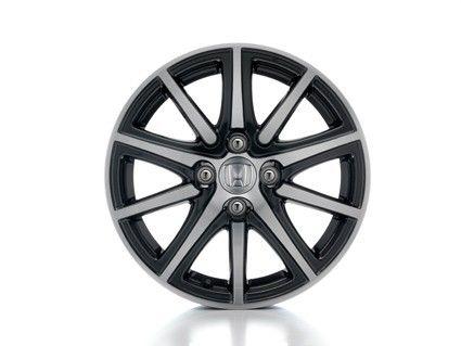 """Honda Alloy Wheel - 15"""" Starlight (x1) - 08W15-TF0-600A"""
