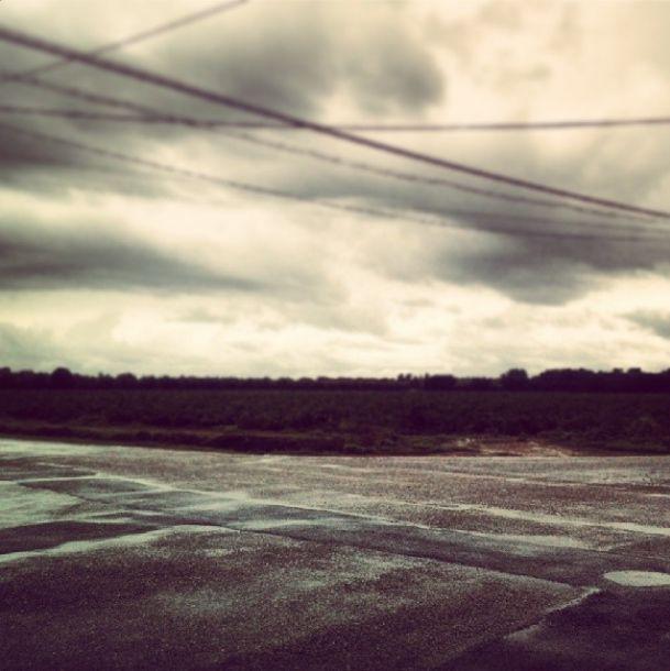 #rain #sky #clouds #horizon #landscape