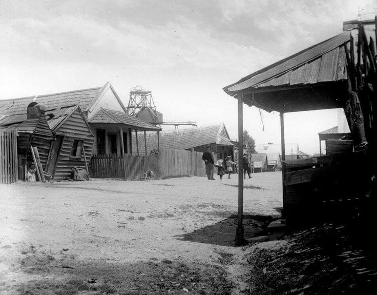 Chinese Camp in Ballarat,Victoria (year unknown).