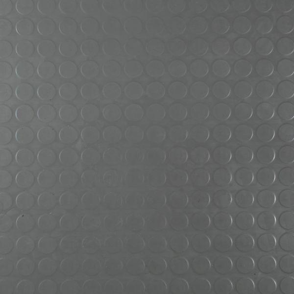 Gummigulv Mondo mørkgrå 50×50 fliser - Norges Beste GulvDeal