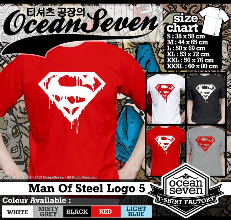 Kaos Man Of Steel Series 1