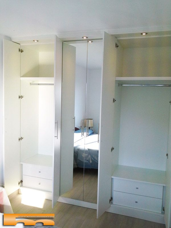 M s de 1000 ideas sobre interior armario empotrado en - Interior armario empotrado ...