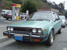 1977-1982 Honda Accord