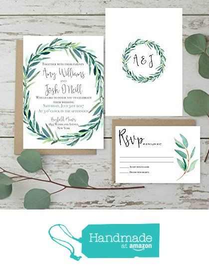 best 25+ cheap wedding invitation sets ideas on pinterest | rustic, Wedding invitations