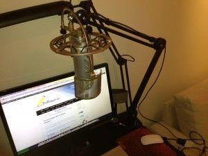 Nå har jeg fått alt mitt Podcasting utstyr – for Blue Yeti mikrofon http://problogger.no/2013/09/15/na-har-jeg-fatt-alt-mitt-podcasting-utstyr-for-blue-yeti-mikrofon/ #podcast #blog #blogg #mikrofon #blue #yeti #lyd