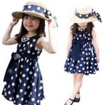 How adorable is this Girls Polka Dot Chiffon Sundress Dress!?!?! Right now you can snag it for ONLY $4.99!!! Amazing price on a super cute dress!