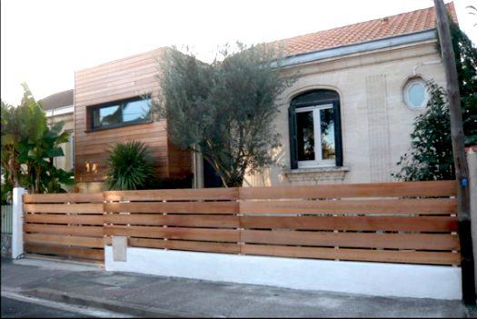 Bordeaux  Echoppe rénovée - mélange parfaitement le charme de l - renovation electricite maison ancienne
