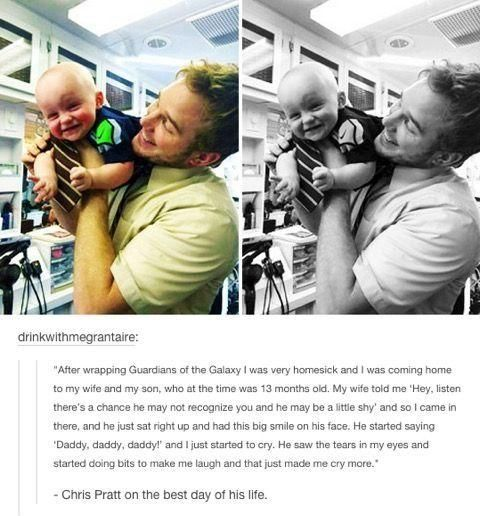Why Chris Pratt is the best at being a human