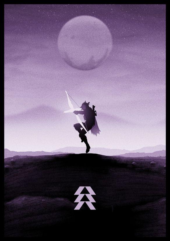 Destiny - Hunter - Nightstalker