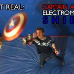 Así se crea una réplica del escudo del Capitán América [Vídeo]