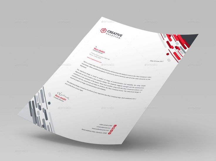 Best 20+ Letterhead Template Ideas On Pinterest | Letterhead