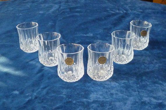 cristal d 39 arques vintage french 39 longchamp 39 shot by. Black Bedroom Furniture Sets. Home Design Ideas