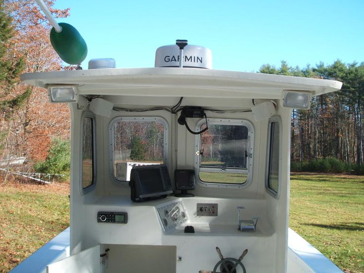 30′ Steve Law Mainship Custom Built Tuna Downeast Style Used Boat For Sale By Owner - Xplode Powerboats