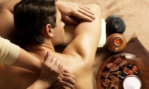 Groupon - One 60- or 90-Minute Deep-Tissue, Swedish, or Sports Massage at Jazan's Massage (Up to 48% Off) in Midtown South Central. Groupon deal price: $62