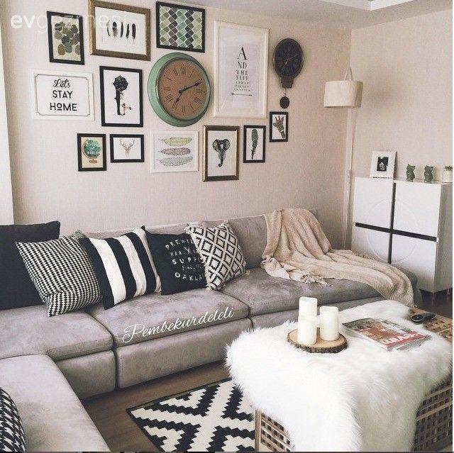 10 amazon kitabının yazarlarından Nur Hanım'ın kişisel dokunuşlarla hareketlenmiş dinamik ve modern evinde misafiriz. Yeni evli çiftimizin salon ve yatak odasında benimsedikleri sakin ve modern tarz,...