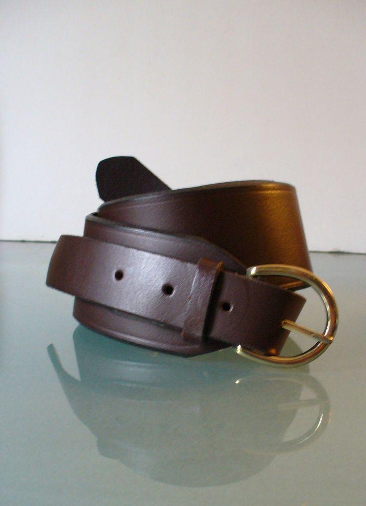 Vintage Banana Republic Leather Corset Belt Size L by TheOldBagOnline on Etsy