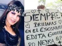 Edita Guerrero: hacen misa de cuerpo presente a artista de Corazón Serrano