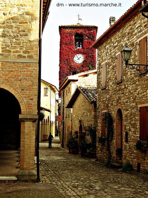 Frontino. Pesaro e Urbino province,  Marche region Italy