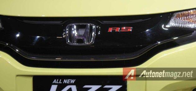 Honda Jazz RS Grille