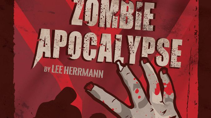 'The Journal Of A South African Zombie Apocalypse' tells the story of courage, devotion and self-sacrifice, writes Pat Schwartz.