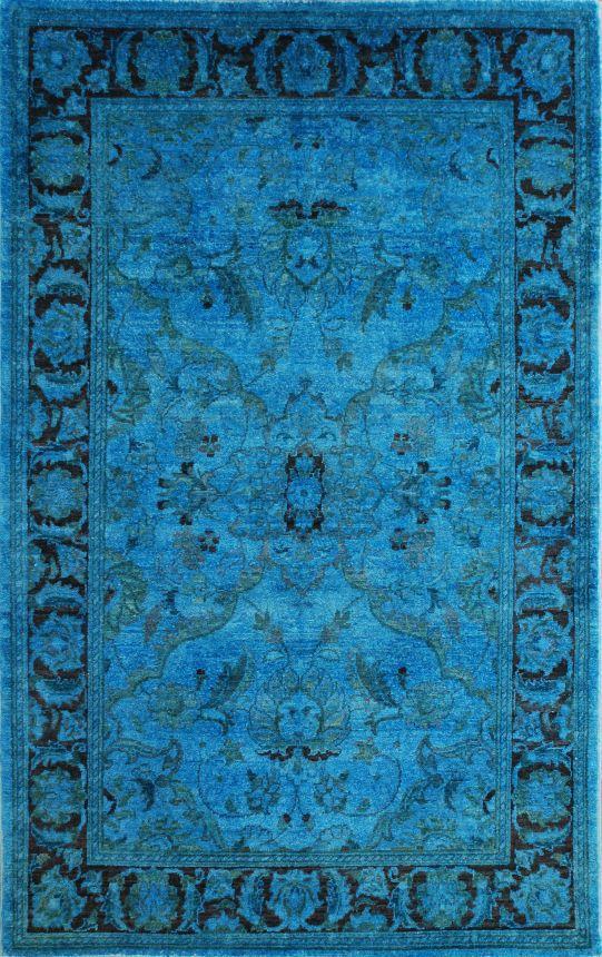 Rugs Usa Vendimia Overdye Jaya Bright Blue Rug Pre Black Friday 75 Off Area Carpet Design St