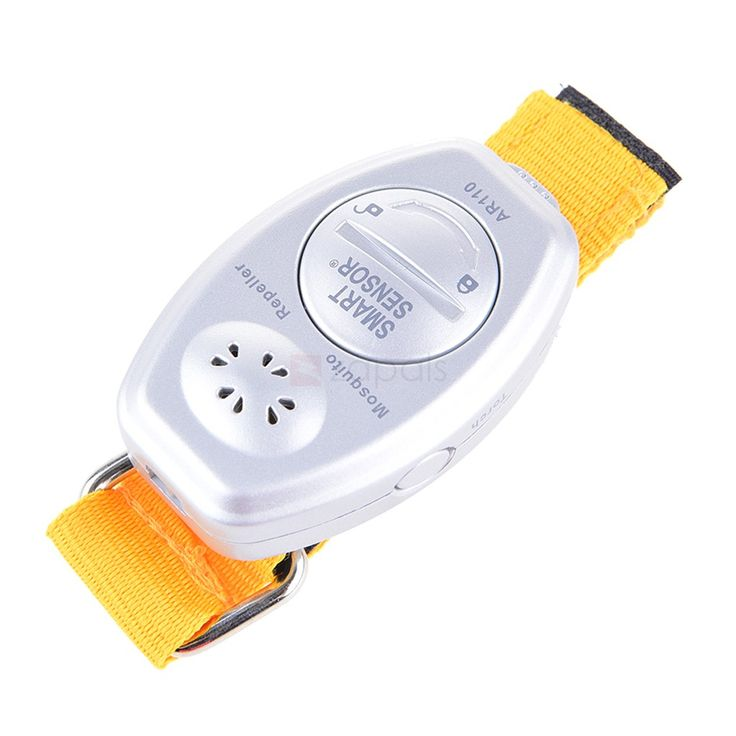 Mini Ultrasonic Mosquito Repellent/Repeller /Killer Watch Type