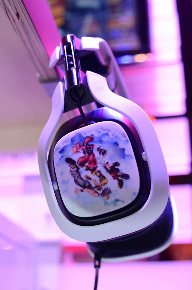 Kingdom Hearts: Dream Drop Distance 3DS Headset