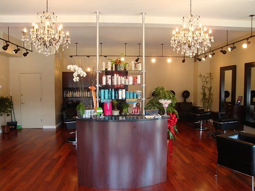 777 sq ft design idea - Beauty Salon Interior Design Ideas