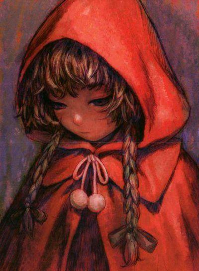 Un petit chaperon rouge
