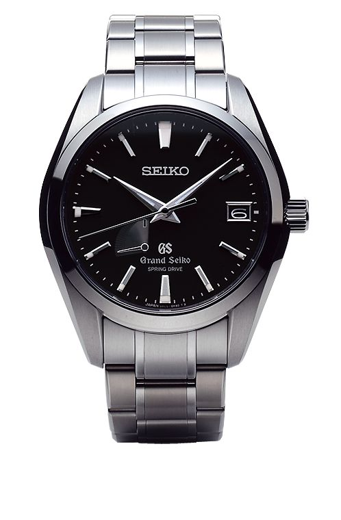Grand SEIKO .. graceful simplicity.
