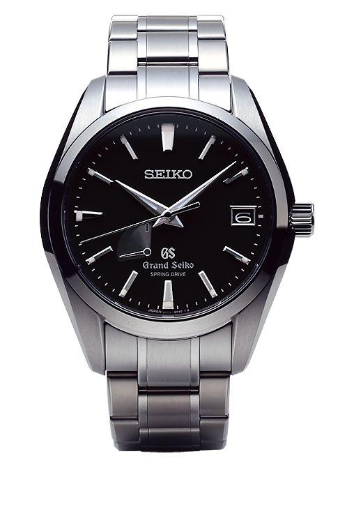 Grand SEIKO .. graceful simplicity.