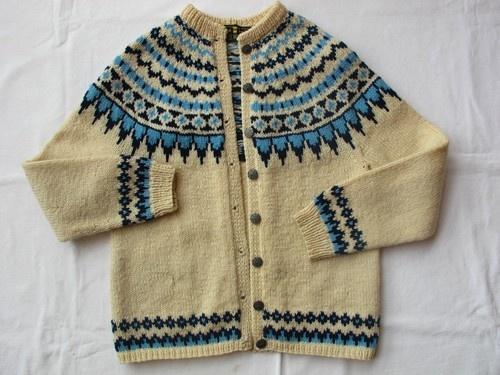 Womens VTG Saga Knit Hand Nordic Wool Sweater M L Norwa | eBay
