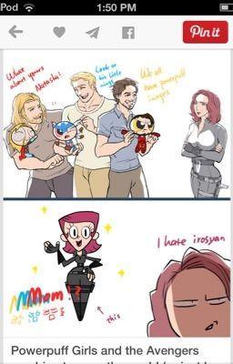 Teeny tiny (avengers x reader) | i love it | Avengers, Baby avengers