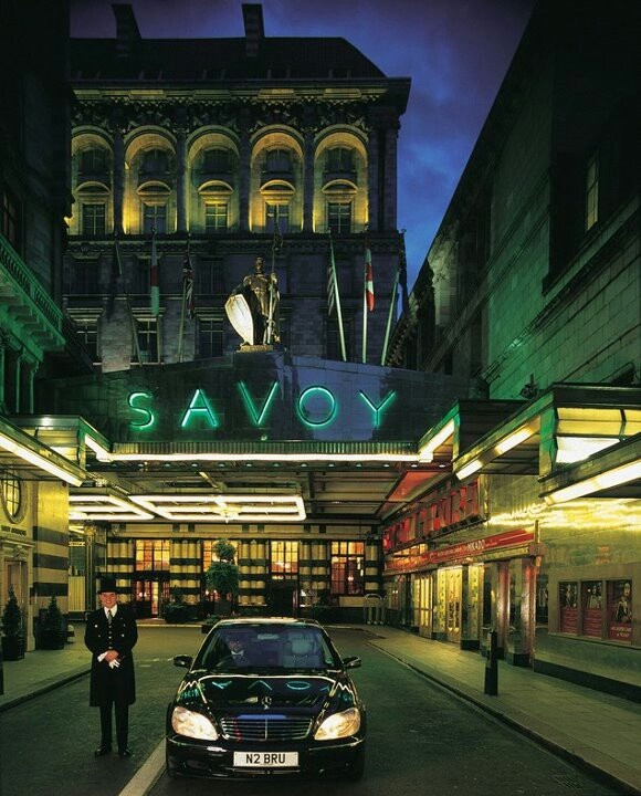The Savoy Hotel, #weddingvenue #londonvenue