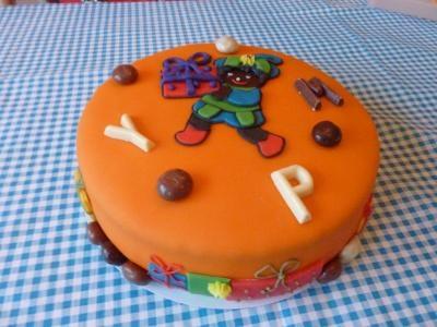 Sinterklaas taart door Willies Taarten